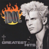BILLY IDOL: Greatest Hits (Capitol / Chrysalis)