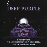 DEEP PURPLE: In Concert With the London Symphony (SpitFire)