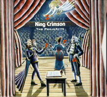 KING CRIMSON: The ProjeKcts (Discipline Global Mobile)