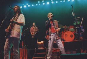 Roger Hodgson, Mark Rivera, Ringo Starr, & Sheila E. at The Fox Theater - 8/21/01