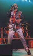 Ringo Starr at The Fox Theater - 8/21/01