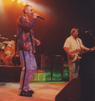 Sheila E. Ringo Starr & Greg Lake at The Fox Theater - 8/21/01