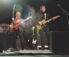 Bill Wallace, Donnie McDougall - Riverport Amphitheater 9/29/01