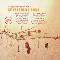 VARIOUS ARTISTS - The Very Best of Christmas Jazz (Verve)