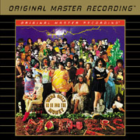 THE MOTHERS OF INVENTION: We're Only in it for the Money (Mobile Fidelity)